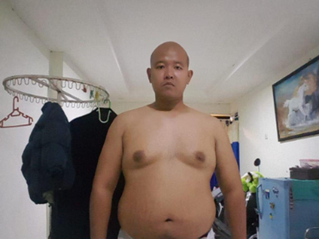 Gara-gara Asam Urat, Dendy Diet dan Olahraga Sampai Kekar Banget!