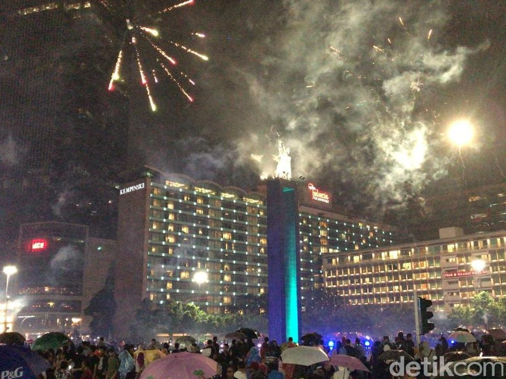 Ada Jakarta Car Free Night di Malam Tahun Baru, Dishub Rekayasa Lalin
