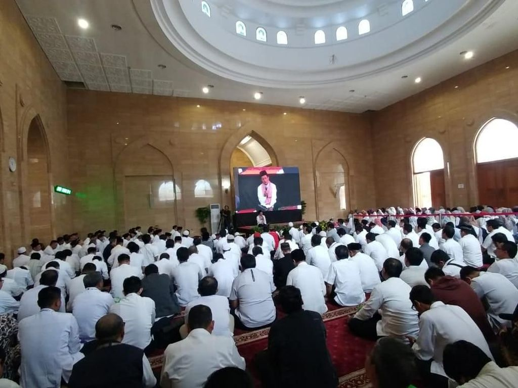 Rebut 51% Saham Freeport, Rini Dzikir dan Doa Bersama Bareng Bos BUMN