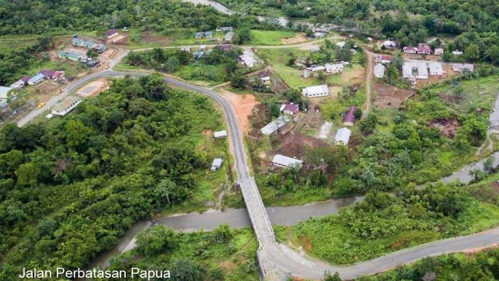 Potret Pembangunan Indonesia dari Wilayah Perbatasan