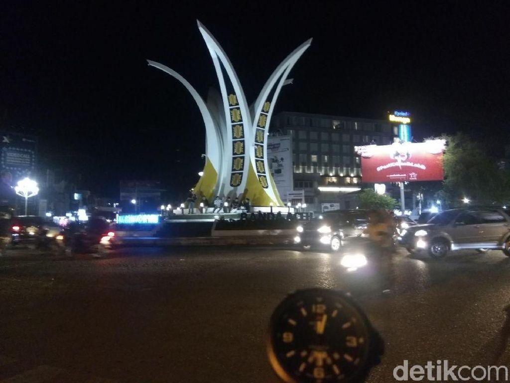 Bagaimana Suasana Malam Tahun Baru di Banda Aceh?