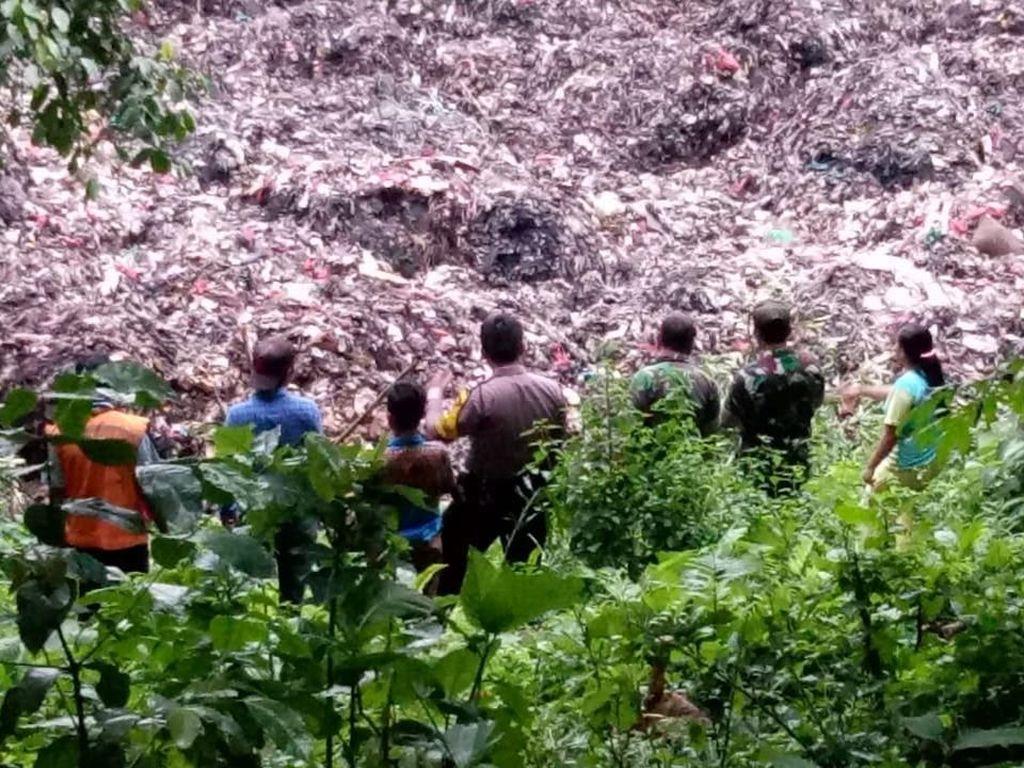 TPST Cilowong Serang Longsor, Dua Warga Dilaporkan Hilang