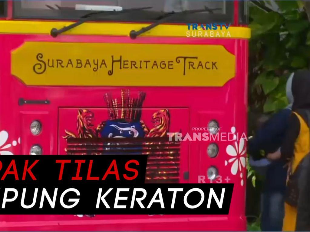Isi Liburan Tahun Baru dengan Tur Sejarah Surabaya Yuk!