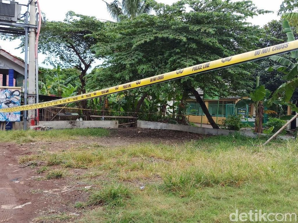 Misteri Jasad Polisi yang Terkapar di Pintu Masuk Kuburan