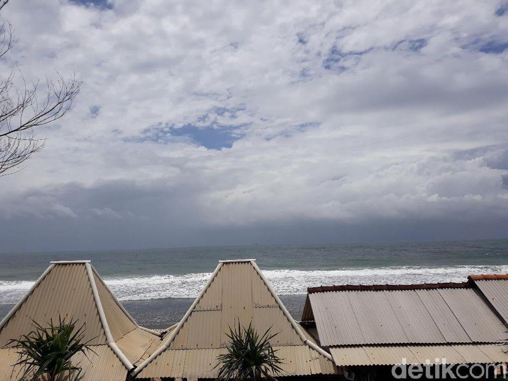 SAR: Ombak Pantai Gunungkidul Masih Aman untuk Wisatawan