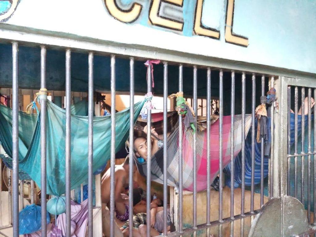 Tahanan Tidur Bak Kelelawar, Komisi III: Pengguna Narkoba Direhab
