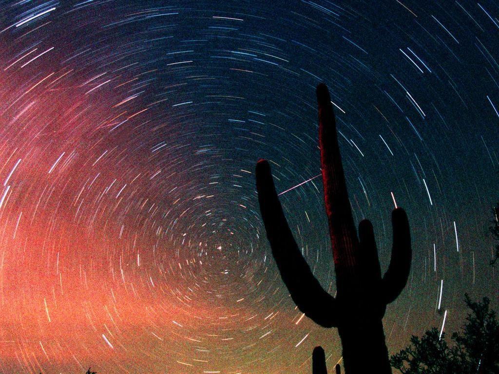 10 Hujan Meteor yang Akan Hiasi Langit di Tahun 2019