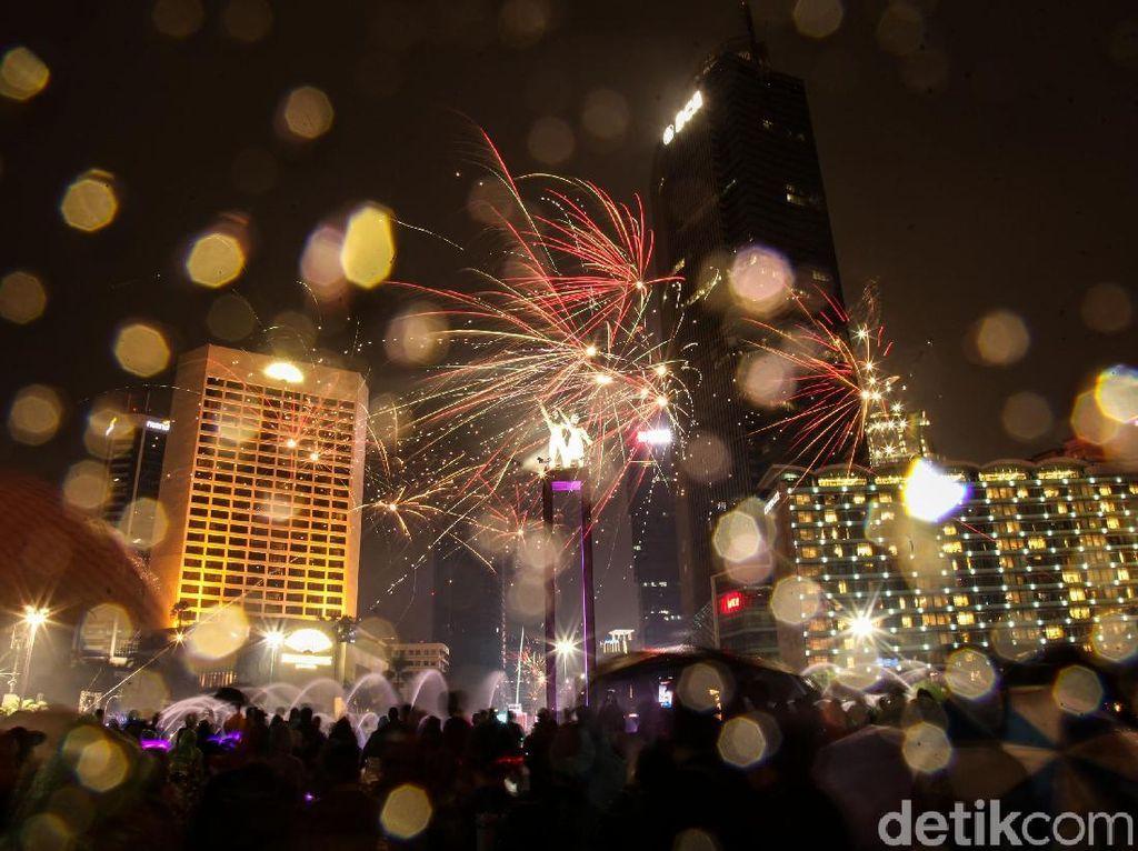 Hotel dan Tempat Wisata Jakarta Dilarang Gelar Perayaan Tahun Baru