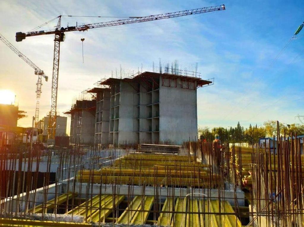 7 Proyek BUMN RI di Luar Negeri, dari Istana Presiden hingga Tol