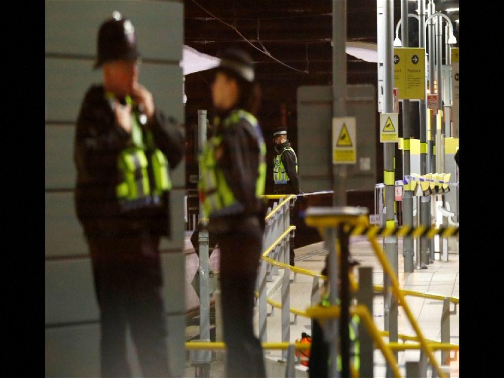 Aksi Teror Menodai Malam Tahun Baru di Inggris