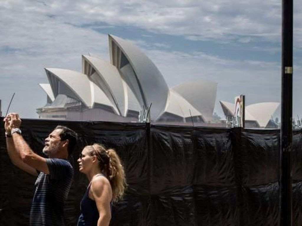 Pemberlakuan Tiket Masuk ke Acara Pesta Kembang Api di Sydney Dikecam