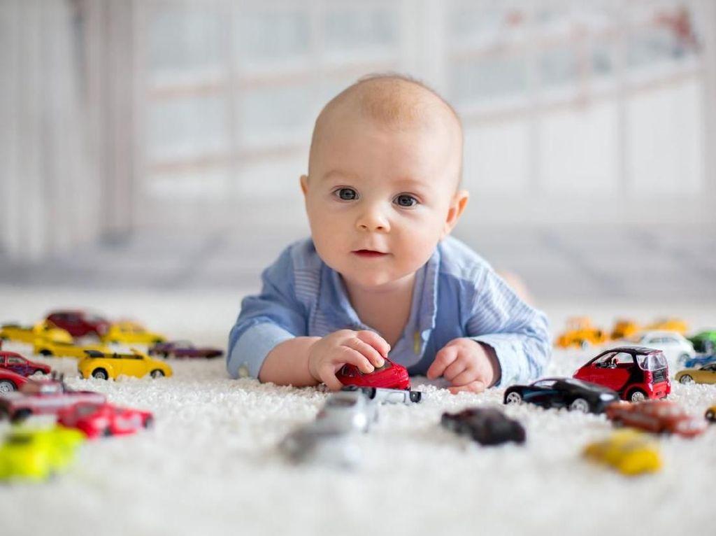 20 Nama Bayi Laki-laki Terinspirasi dari Mobil Mewah