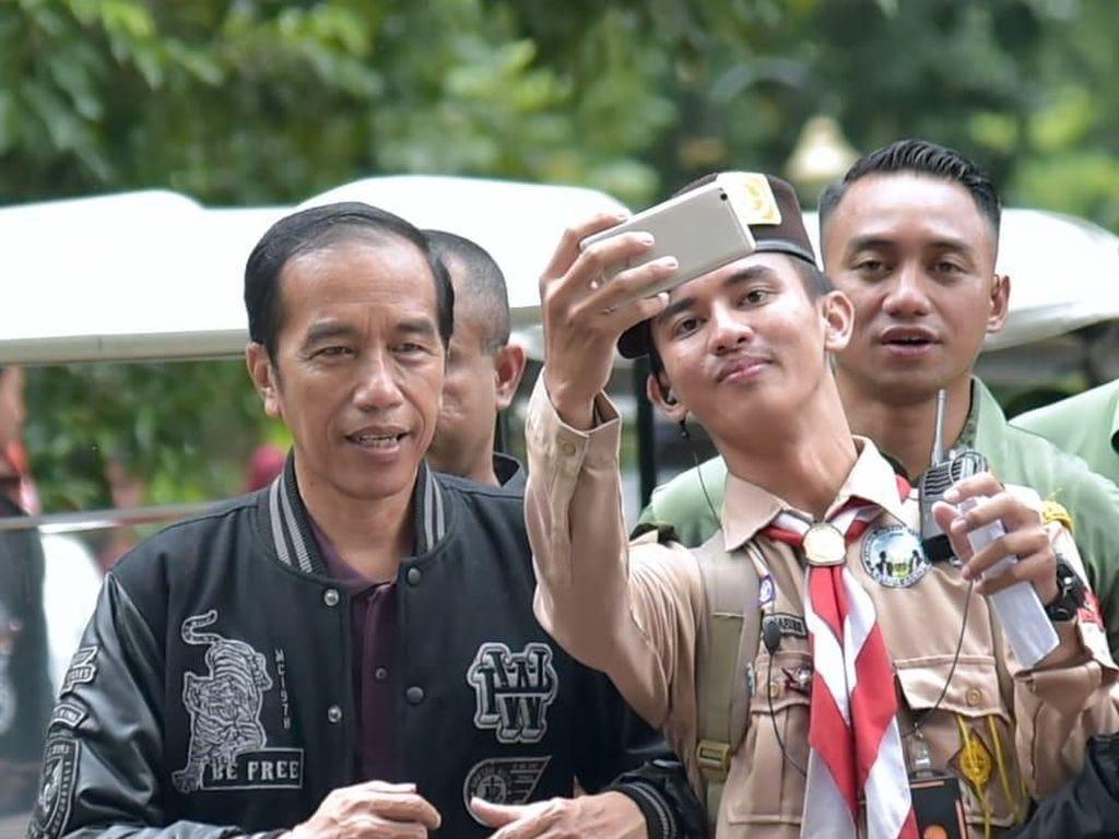 Jokowi Unggul Tipis di Survei SMRC, TKN Bicara Fenomena Hoax di Banten
