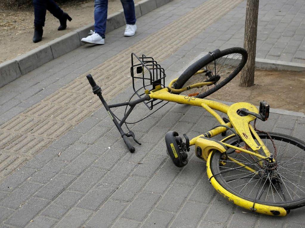 Startup Sepeda Online Ini Terbelit Utang Rp 508 Miliar