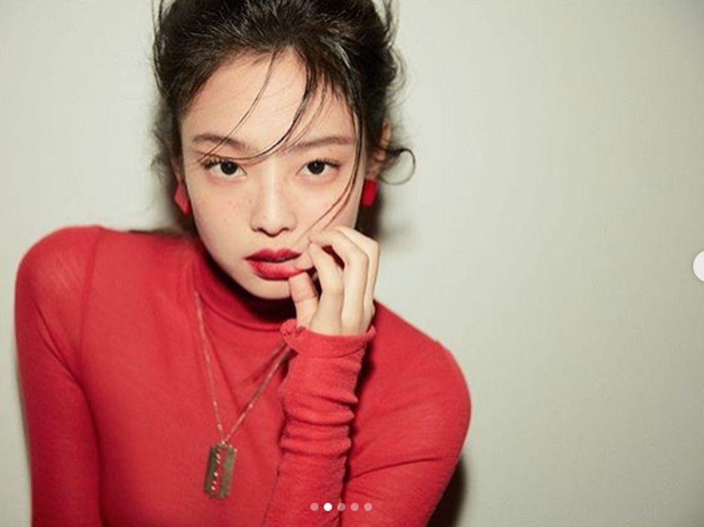 Kai EXO dan Jennie BLACKPINK Dikabarkan Putus