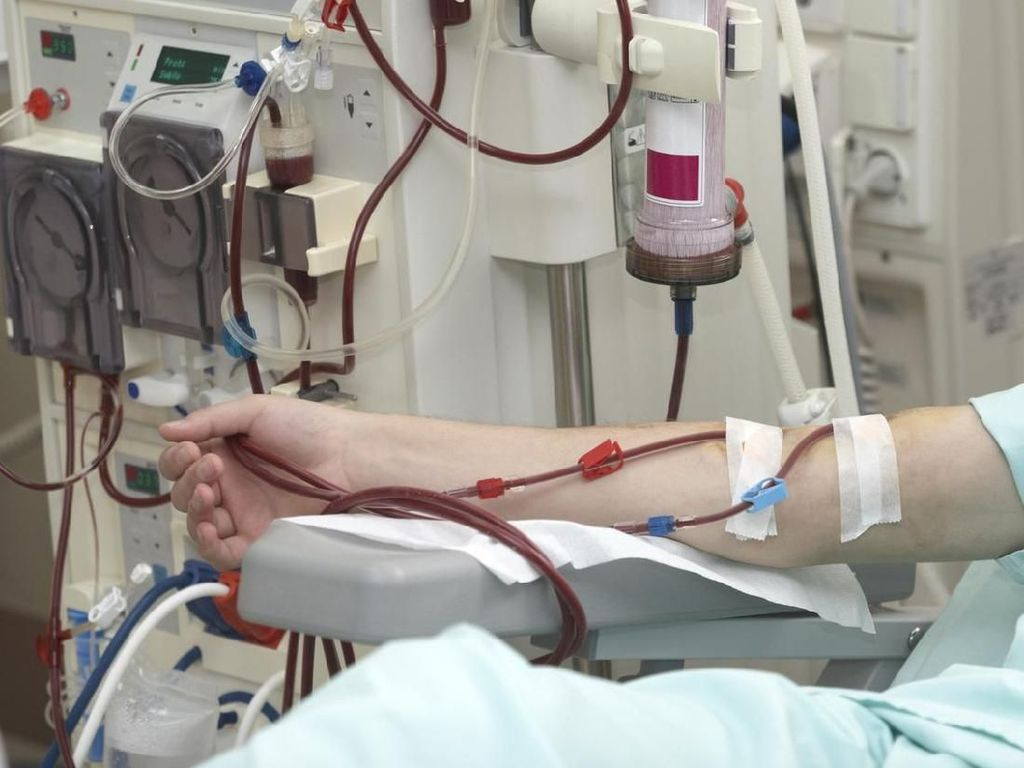 Seperti Apa Rasanya Cuci Darah? Sstt, Begini Pengakuan Pasien