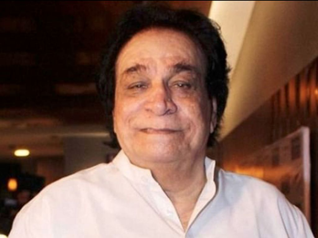 Aktor Senior India Kader Khan Meninggal Dunia