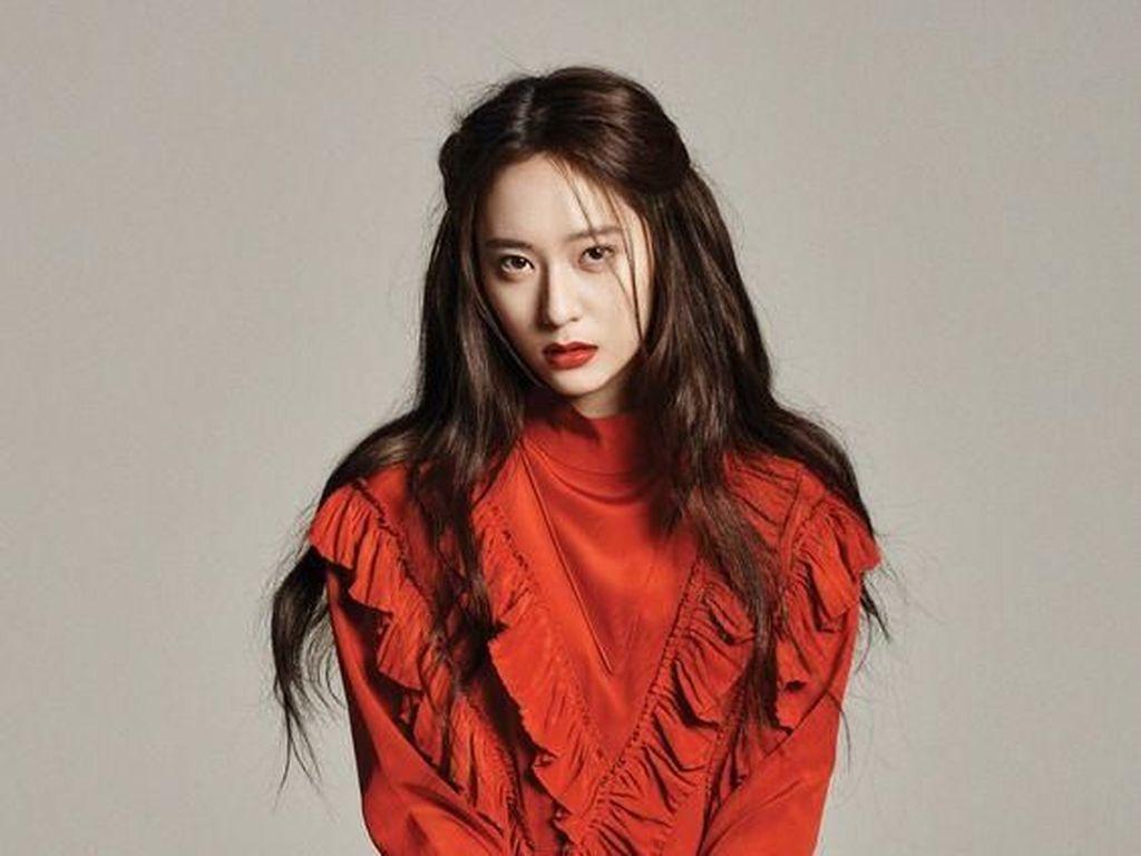 Krystal f(x) Resmi Hengkang dari SM Entertainmnet