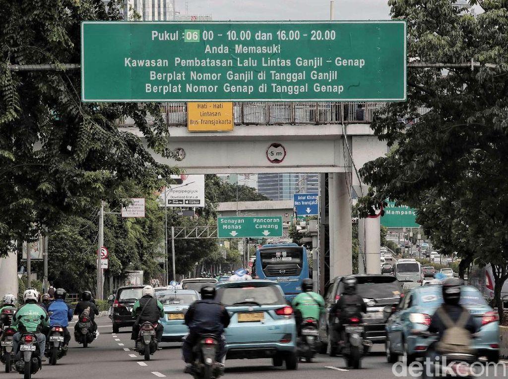 Setujukah Warga Jakarta Jika Ganjil-Genap Diperpanjang?