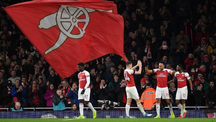 Arsenal harus bisa jalankan ide-ide permainan. (Foto: Justin Setterfield/Getty Images)