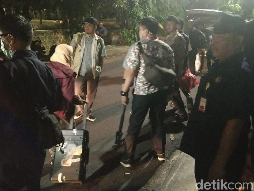 Geledah Rumah Penyuap Pejabat PUPR, KPK Sita 3 Koper Berisi Dokumen