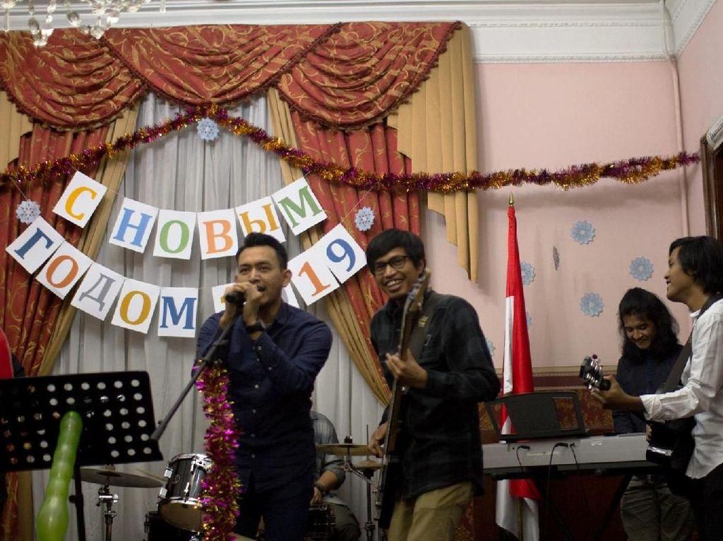 Temu Masyarakat Indonesia di Rusia Sambut Tahun 2019