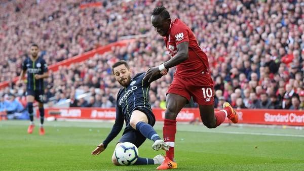Jelang City vs Liverpool: Tekanan Ada pada The Citizens