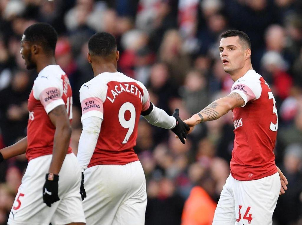 Arsenal Sudah Selayaknya Ada di Liga Champions