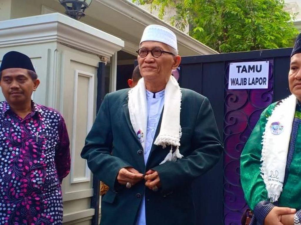 Pjs Rais Aam NU Temui Maruf Amin, Bahas Halaqah hingga Masalah Negara