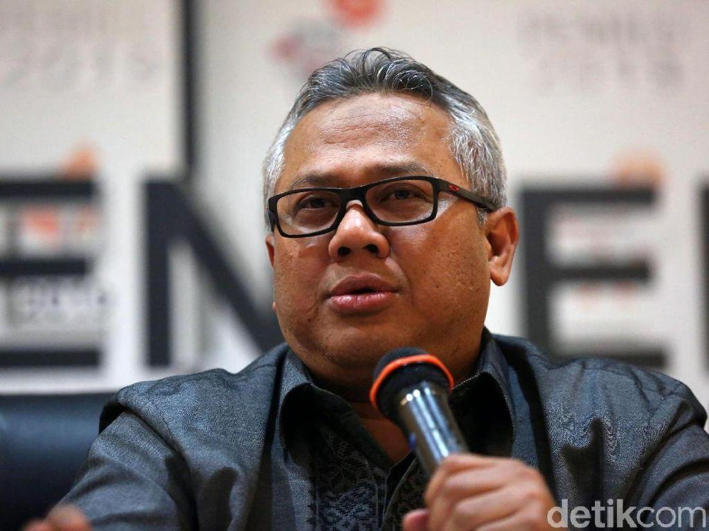 KPU Buka Kemungkinan Format Debat Capres Diubah