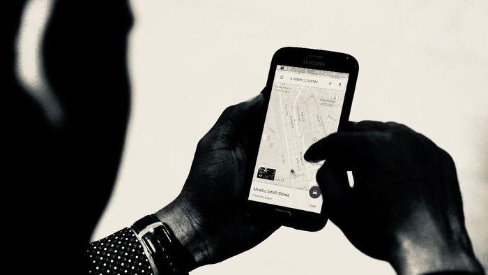 Foto ilustrasi Google Maps (Photo by NESA by Makers on Unsplash)