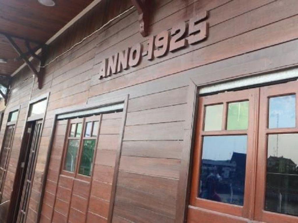 Rumah Anno 1925 dan Suvenir Khas Banjarmasin
