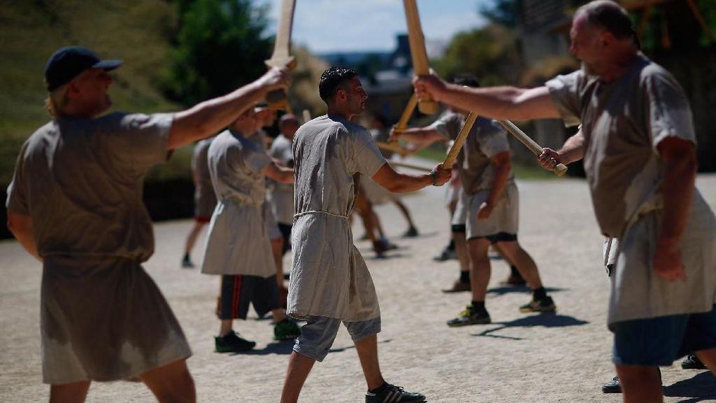 Mau Coba Olahraga Bela Diri Ala Petarung Gladiator?