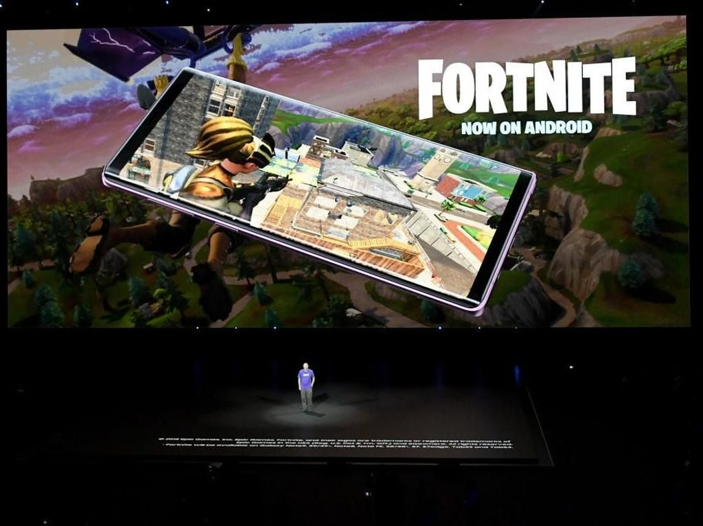 Apple Tutup Sementara Akun Epic Games di App Store