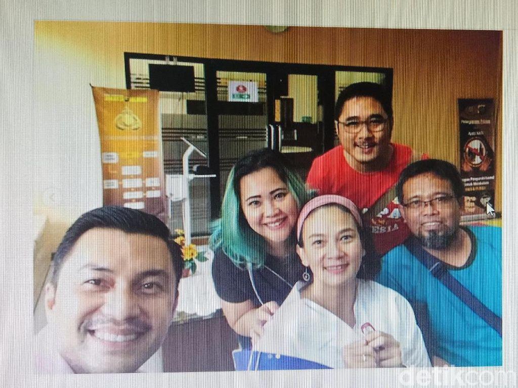 Terkuaknya Adik Olga Syahputra Jadi Tukang Parkir, Anjasmara Polisikan Netizen