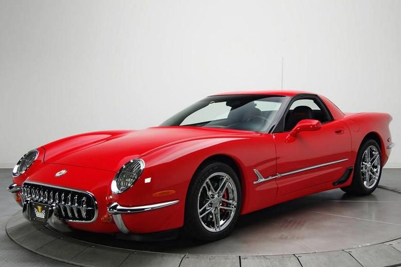Modifikasi Corvette Foto: Pool (Carbuzz)