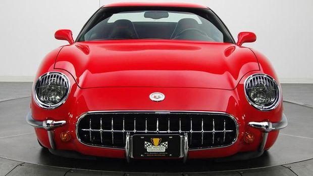 Modifikasi Corvette