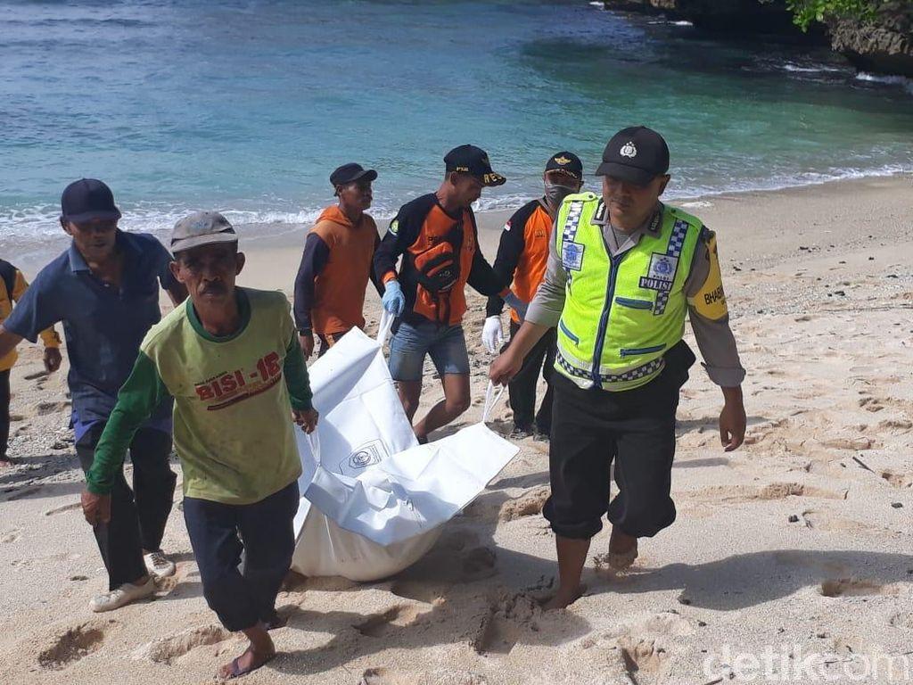 Hii... Mayat Pria Tanpa Kepala Ditemukan di Pantai Malang Selatan