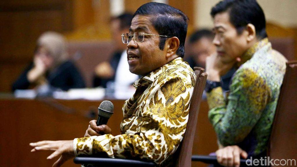 Begini Peran Idrus Marham dalam Kasus Korupsi PLTU Riau-1