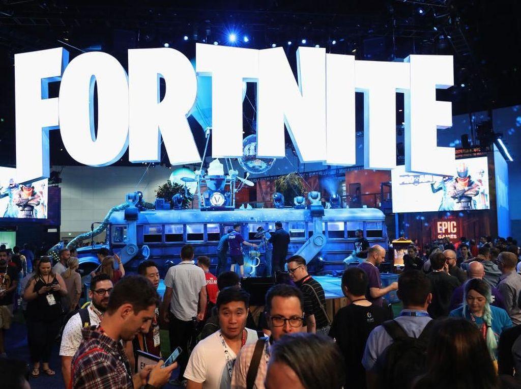 Game Fortnite Masih Bisa Diunduh di Galaxy Store