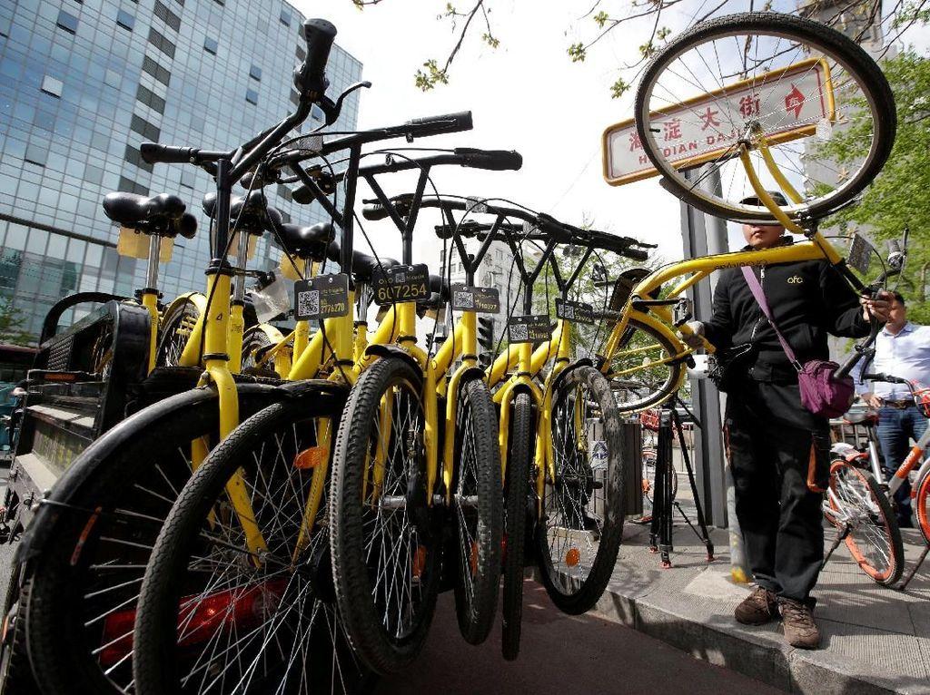 Sudah Sekarat, Startup Sewa Sepeda Ini Menolak Mati