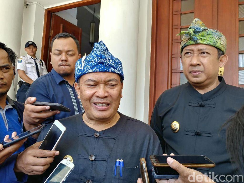 Oded Rotasi Pejabat di Lingkungan Pemkot Bandung