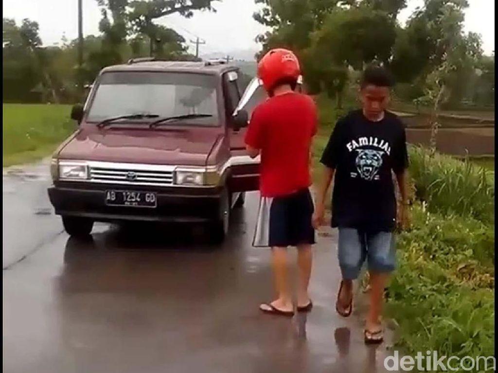 Siapa Wanita Bersama Pria Tewas di Dalam Mobil di Sukoharjo?