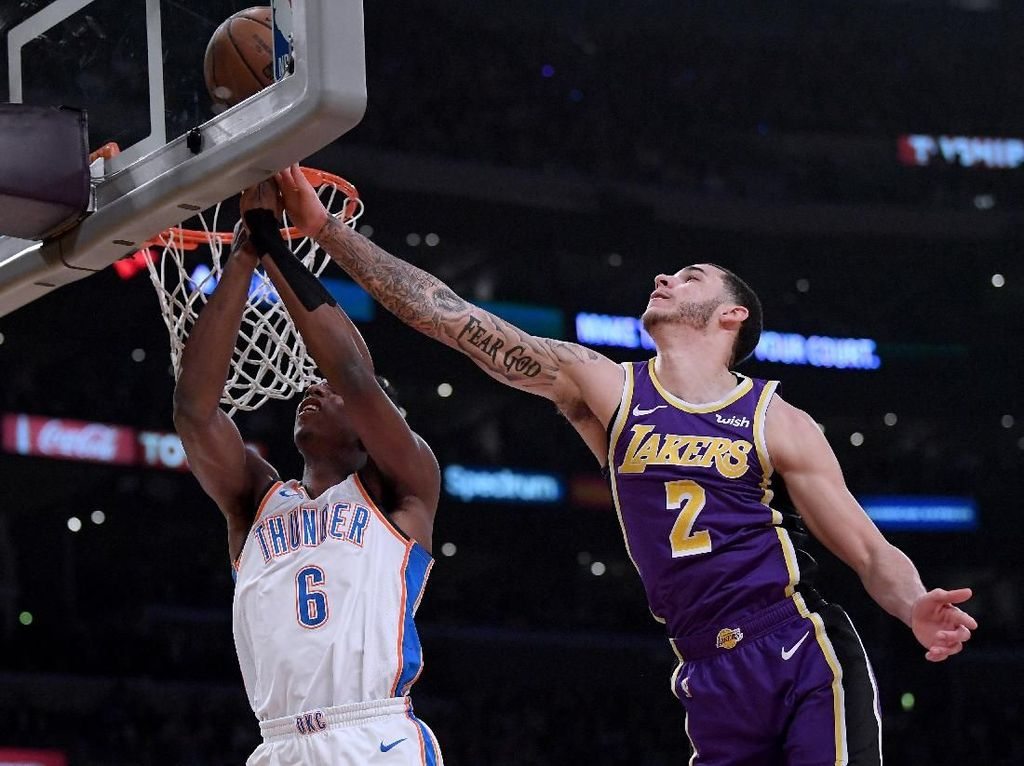 Hasil NBA: Lakers Tersungkur di Staples Center