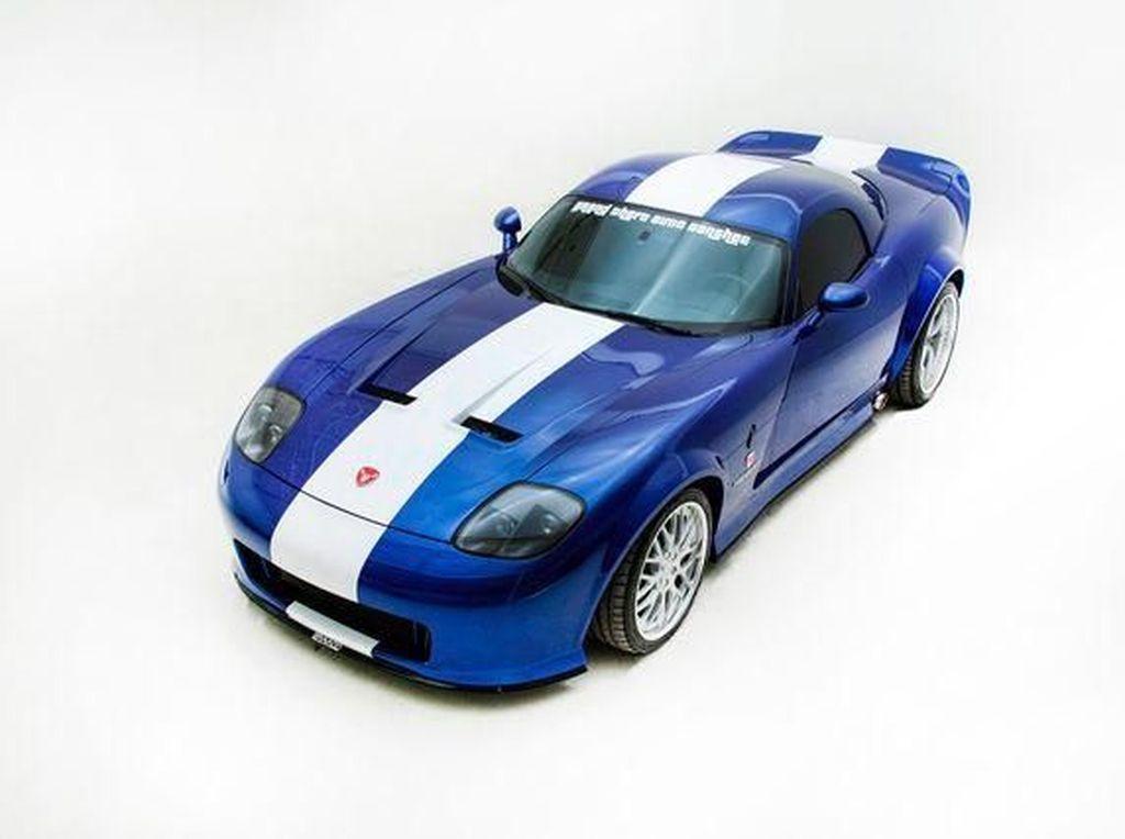 Mobil di Game GTA V Ini Dijual, Harganya Hampir Rp 1 Miliar