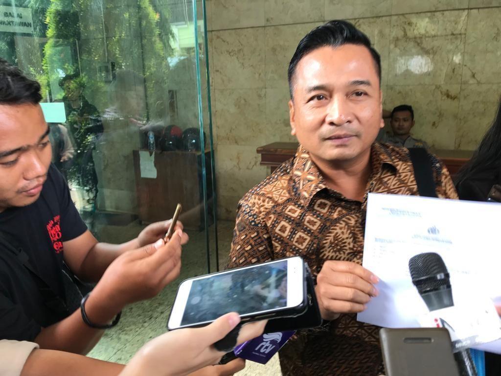 Staf Dewas BPJS Laporkan Dugaan Pencabulan ke Bareskrim Polri