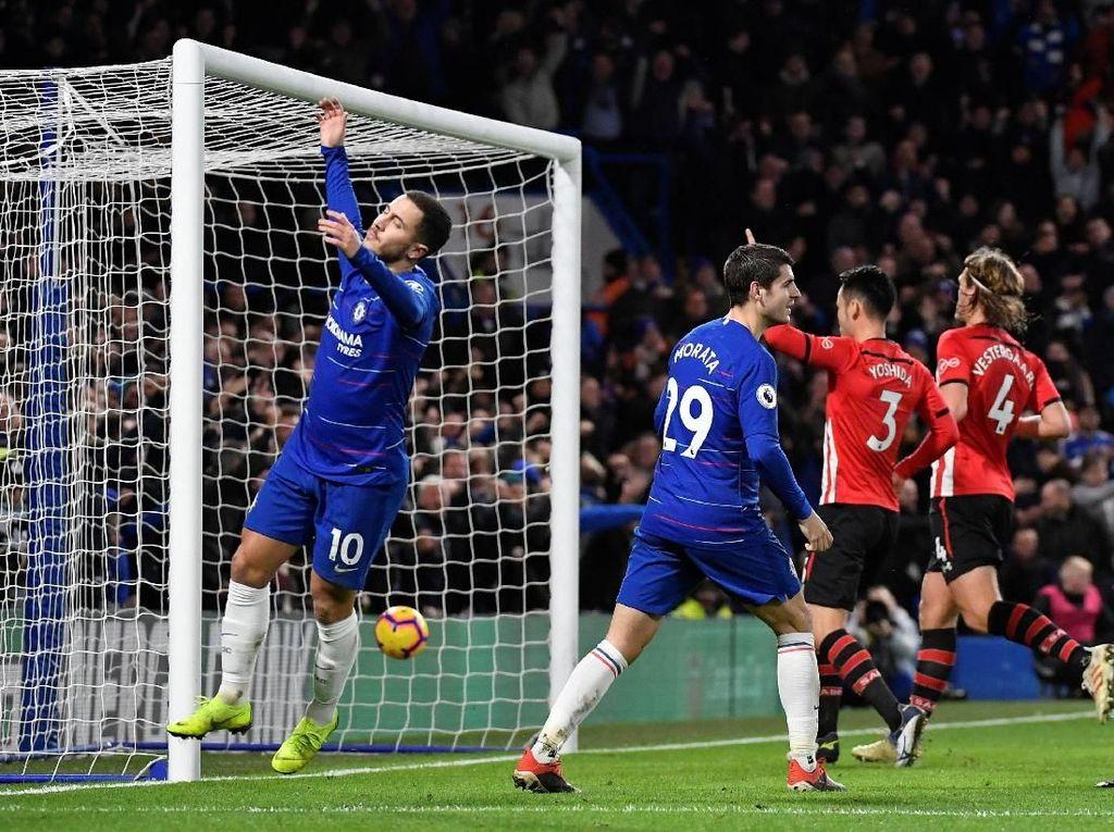 Dominasi Tanpa Hasil Chelsea di Stamford Bridge