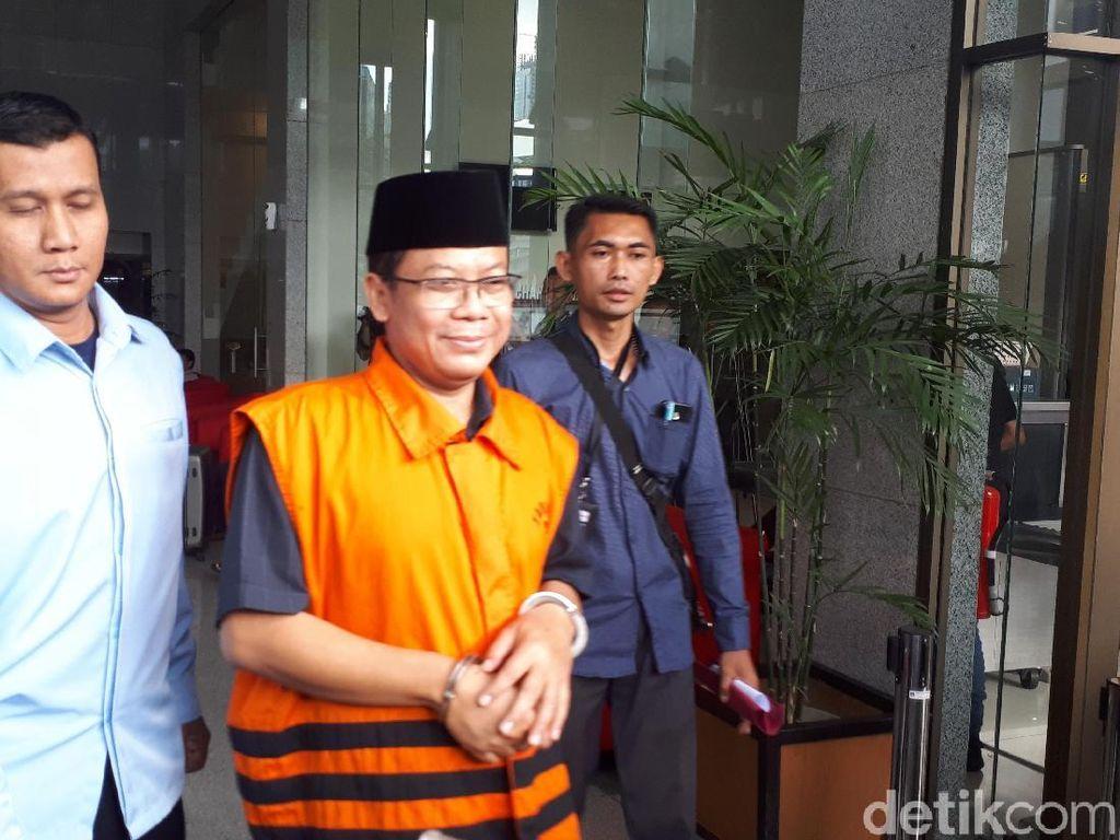 Diborgol KPK, Taufik Kurniawan Berharap Ditunjukkan Jalan yang Lurus