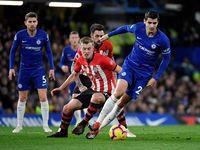 Chelsea Ditahan Southampton Tanpa Gol di Babak Pertama