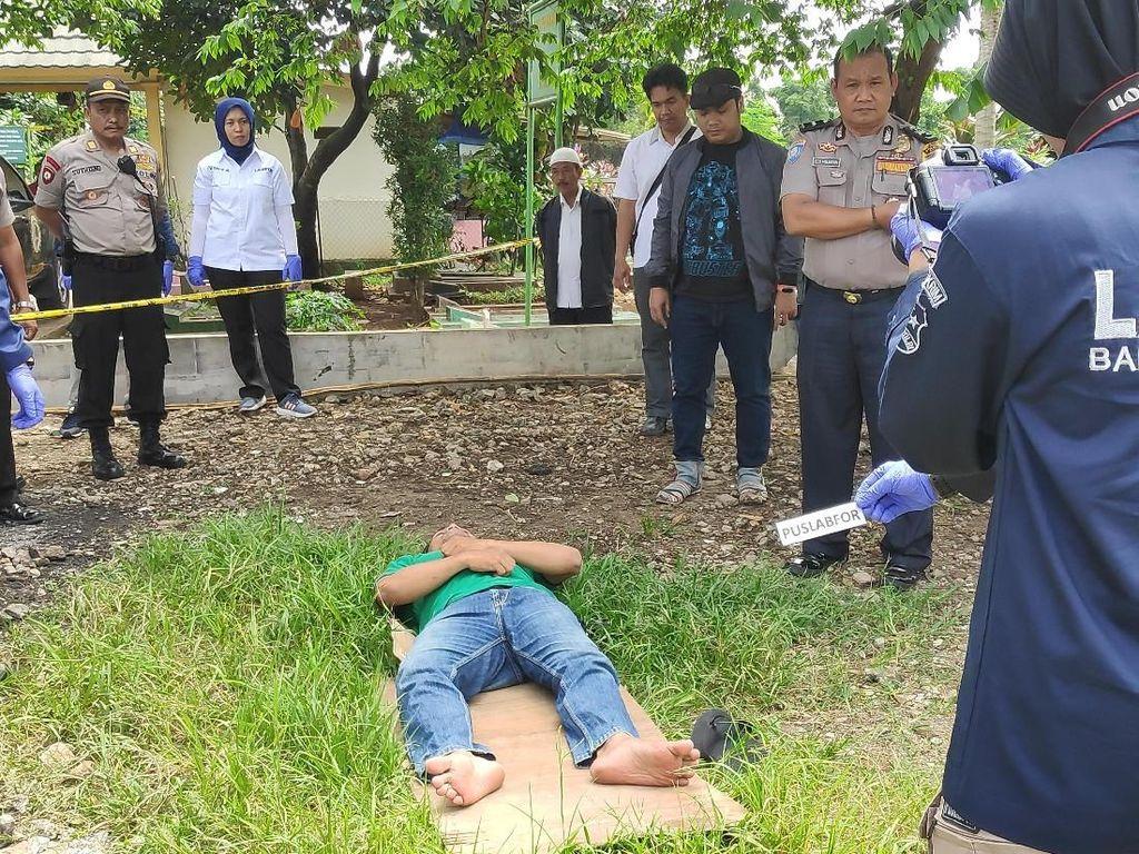 Bripka Matheus Diduga Bunuh Diri, Polisi Olah TKP Lanjutan